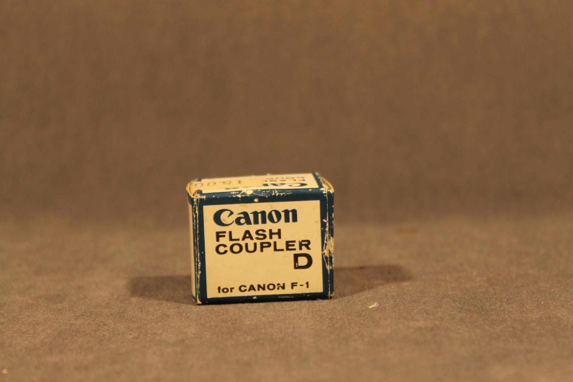 canon flash coupler d